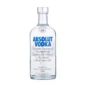 Absolut vodka - 40% 0,7 L