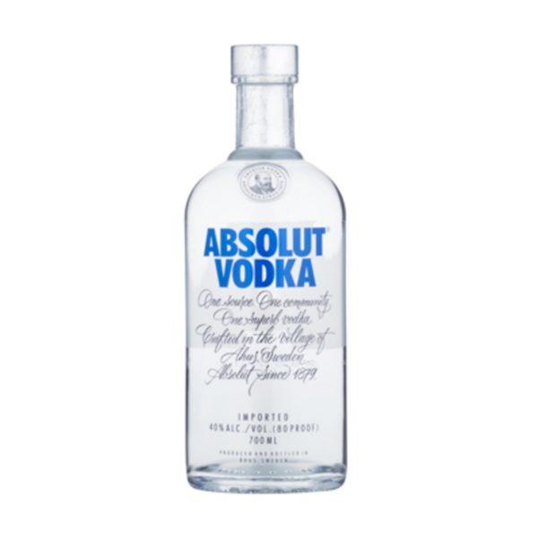 Absolut vodka - 40% 0,7 L