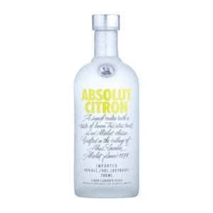 Absolut vodka Citron- 40% 0,7 L