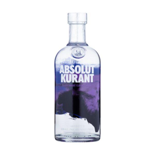 Absolut vodkaKurant - 40% 0,7 L