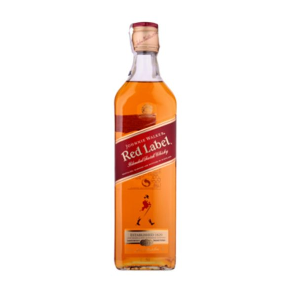 Johnnie Walker Red whisky - 40% 0,7 L