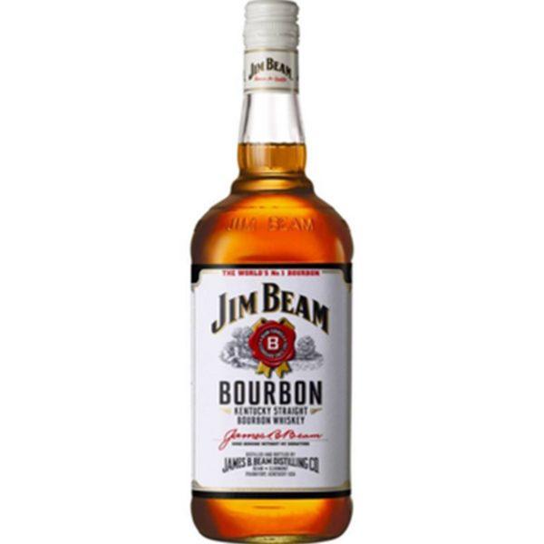 Jim Beam whisky - 40% 1 L