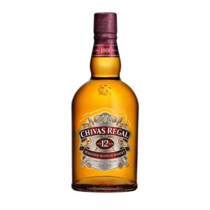 Chivas Regal whisky - 40% 0,7 L