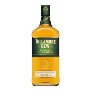 Tullamore Dew whiskey - 40% 0,7 L