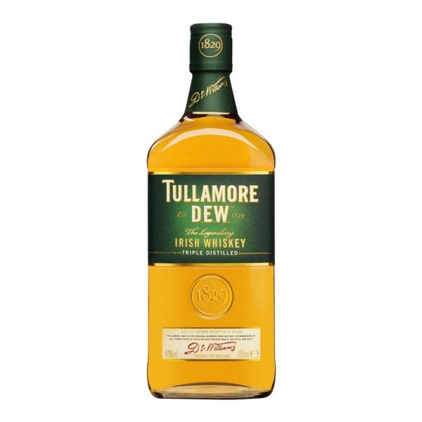 Tullamore Dew whiskey - 40% 0,7 L