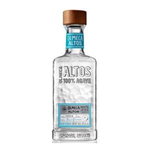 Olmeca Altos Plata tequila - 38% 0,7 L