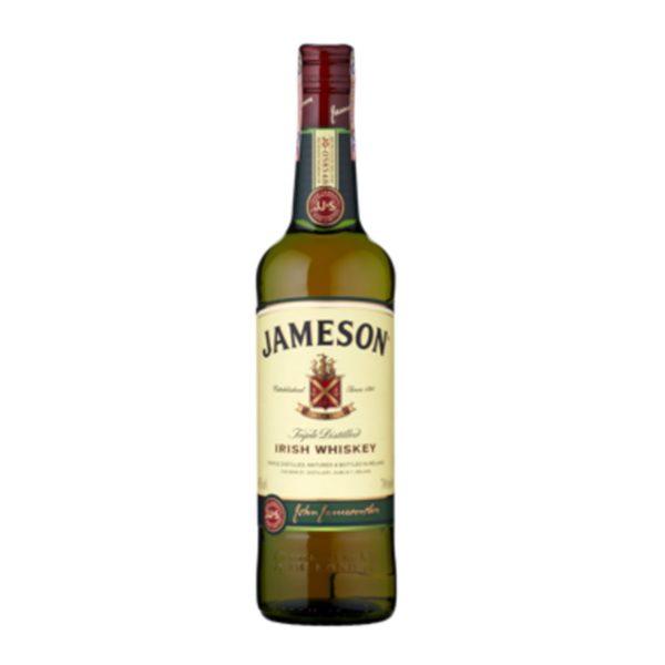 Jameson whisky - 40% 0,7 L