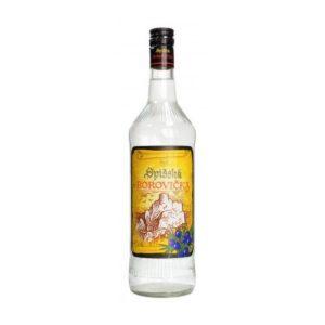 Borovička spišská - 40% 0,7 L