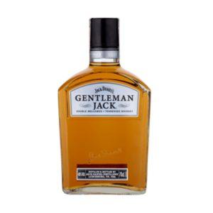 Gentleman Jack whisky - 40% 0,7 L