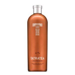 Tatratea Peach&White Tea - 42% 0,7 L