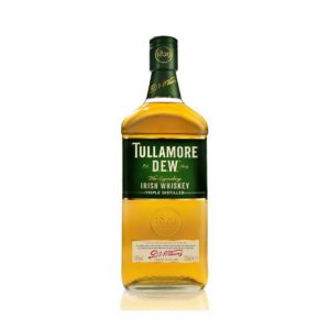 Tullamore Dew whiskey - 40% 1 L