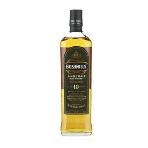 Bushmills Malt 10 r. whisky - 40% 0,7 L