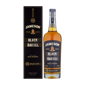 Jameson Black Barrel whisky - 40% 0,7 L