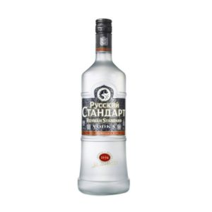 Russian Standard Original vodka - 40% 1 L