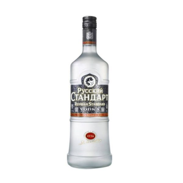 Russian Standard Original vodka- 40% 1 L