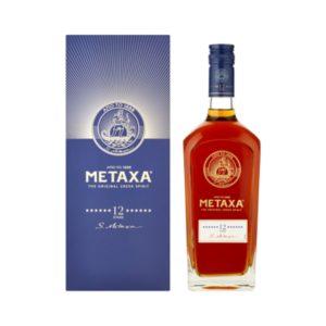 Metaxa 12* - 40% 0,7 L