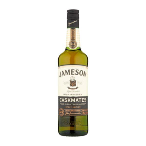 Jameson Caskmates STOUT whisky - 40% 0,7 L