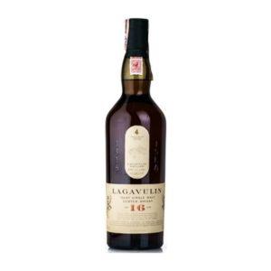 Lagavulin Single Malt 16 r. whisky - 43% 0,7 L