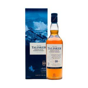 Talisker Single Malt 10 r. whisky - 45,8% 0,7 L