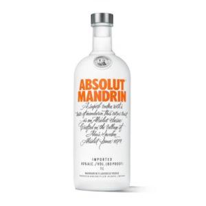 Absolut vodka Mandarin - 40% 1 L