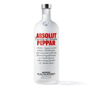 Absolut vodka Peppar - 40% 1 L