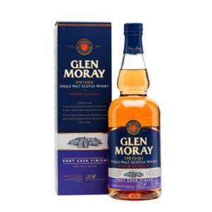 Glen Moray Classic Scotch Single malt whisky - 40% 0,7 L