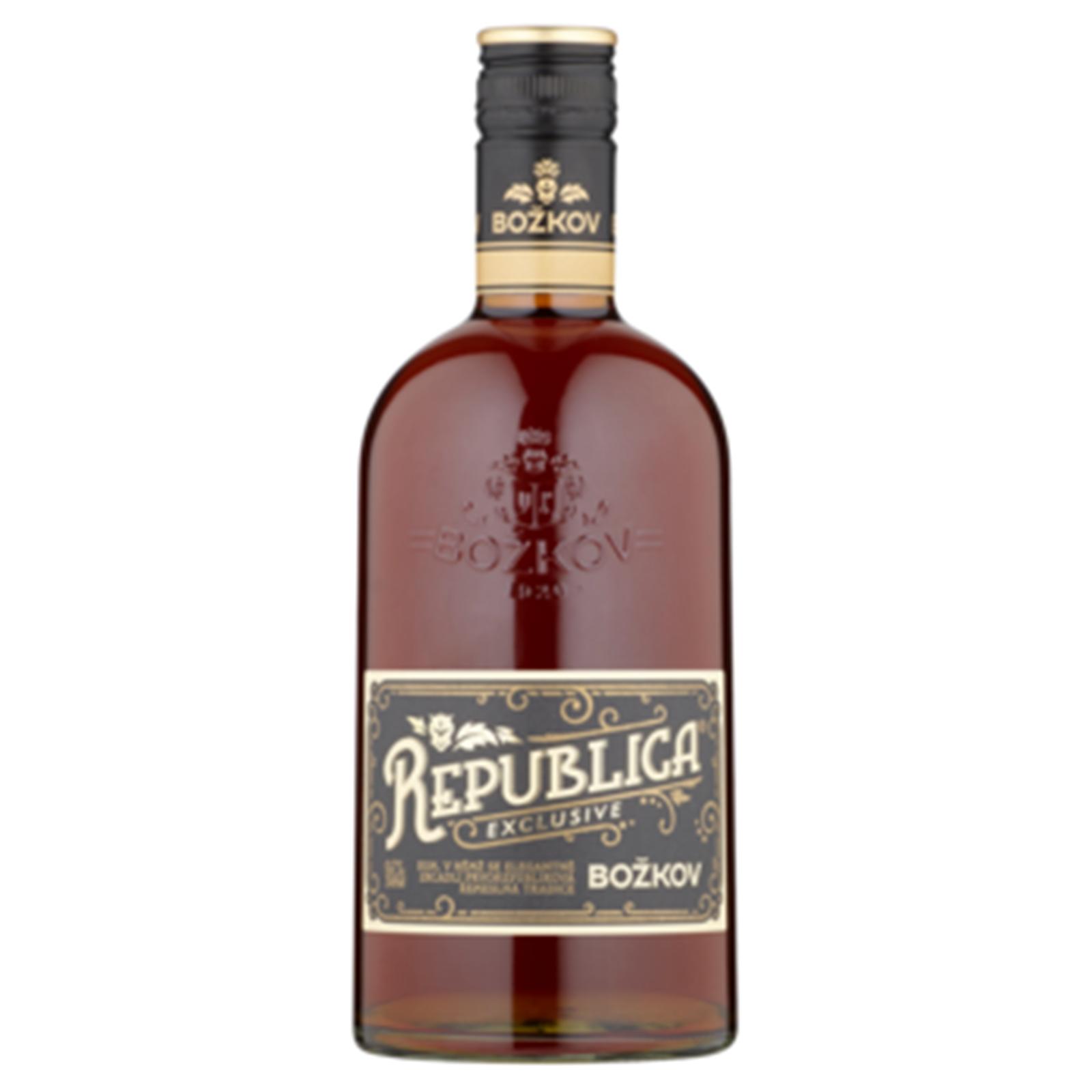 Rum, rumový destilát