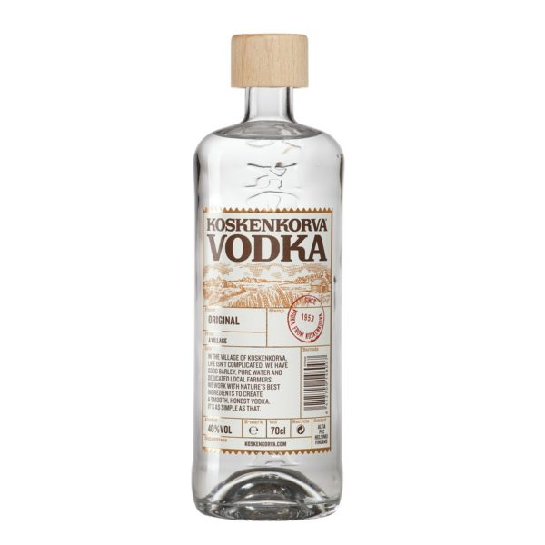 Koskenkorva vodka - 40% 0,7 L