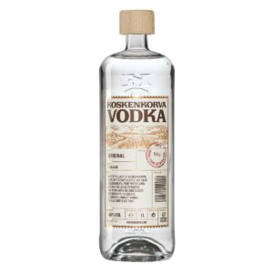 Koskenkorva vodka - 40% 1 L