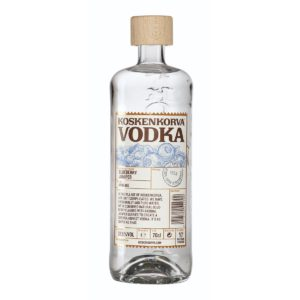 Koskenkorva Blueberry Juniper vodka - 37,5% 0,7 L