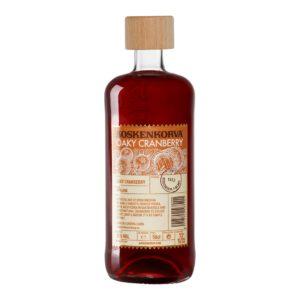 Koskenkorva Oaky Cranberry vodka - 21% 0,5 L