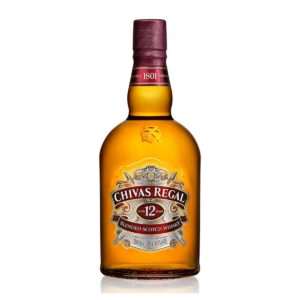 Chivas Regal 12 r. whisky - 40% 1 L