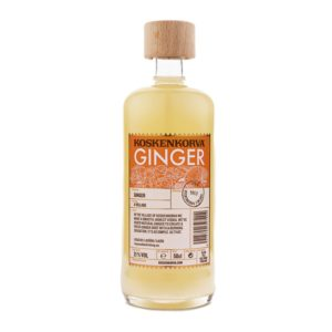 Koskenkorva Ginger vodka - 21% 0,5 L