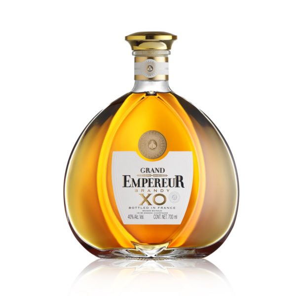 Brandy Grand Empereur XO darč. balenie - 40% 0,7 L