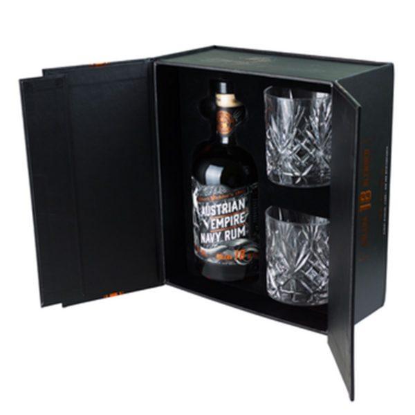 Rum AM Navy Solera 18