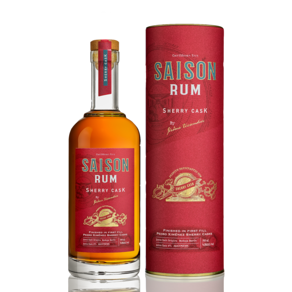 Rum Saison Sherry Cask darček. balenie
