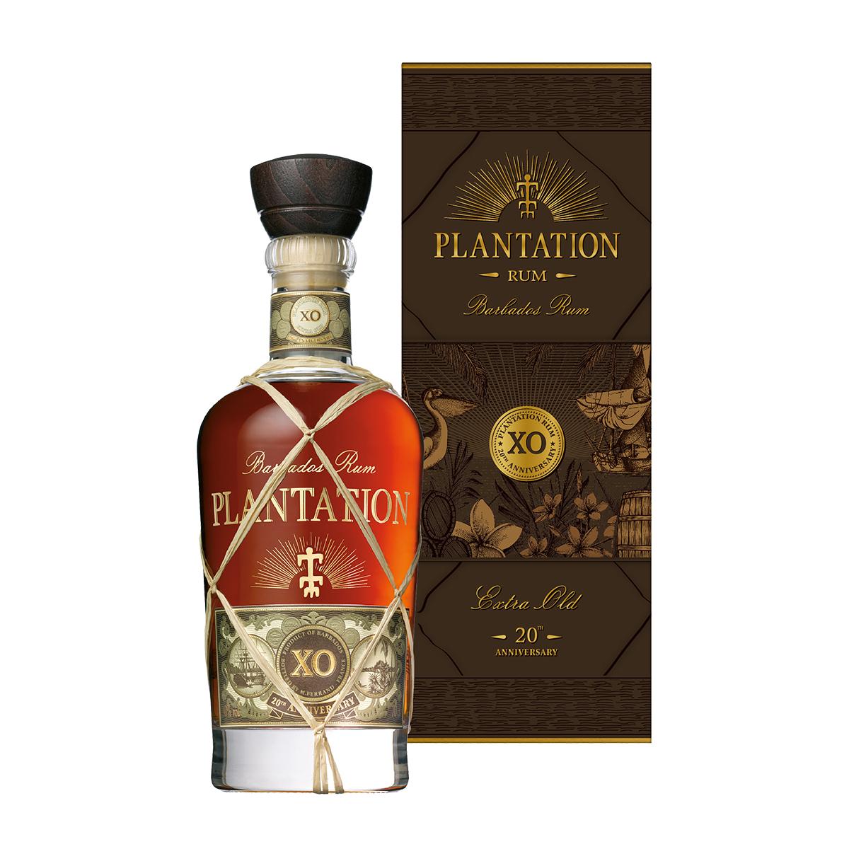 Plantation XO 20 Extra Old rum darč. balenie - 40% 0,7 L ...
